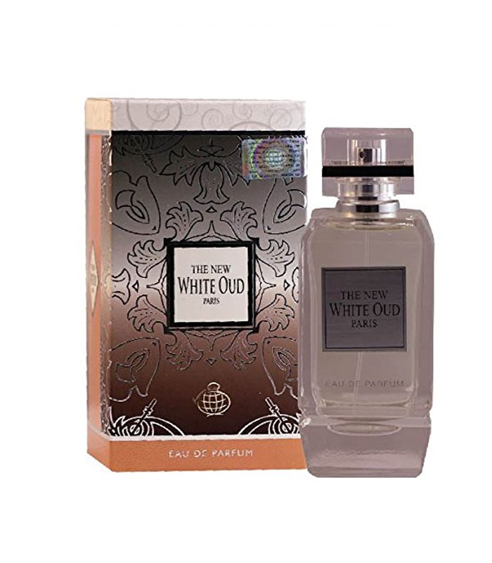 The New White Oud Edp 100ml By Fragrance World